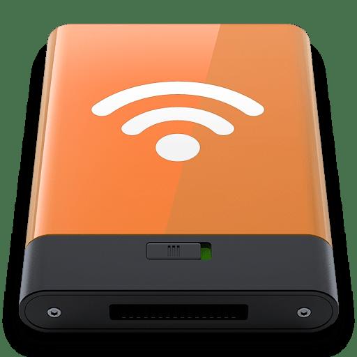 Orange Airport W icon