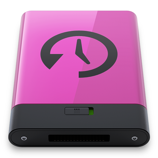 Pink-Time-Machine-B icon