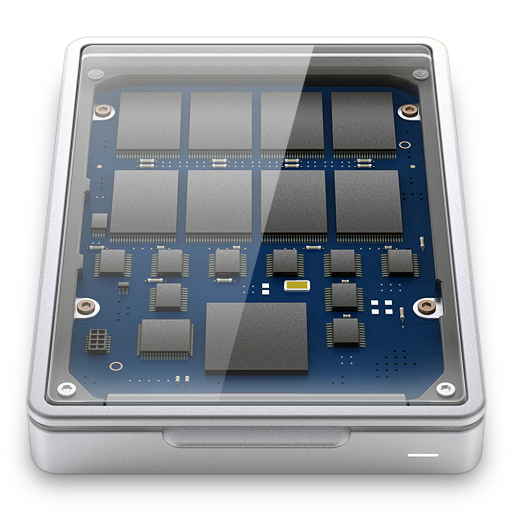 Solid-State-Drive icon