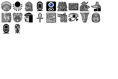 Ancients Icons