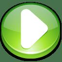Action arrow right icon