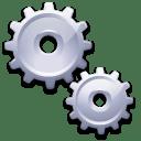 Action run icon