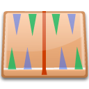 App backgammon icon