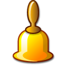App bell icon