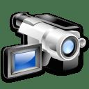 App camcorder icon