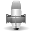App krec microphone icon
