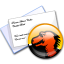 App mozilla mail icon