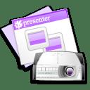 App presenter icon