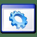App win settings icon