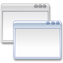 App window list icon