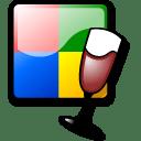 App wine icon