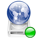 Device nfs mount icon