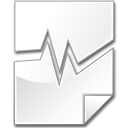 Filesystem file broken icon