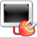 Filesystem plug icon