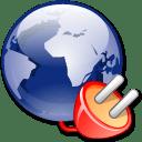 Filesystem socket icon