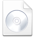 Mimetype cdtrack icon