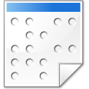 Mimetype mime template source icon