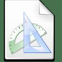 Mimetype vector gfx icon