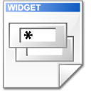 Mimetype-widget-doc icon