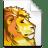 Mimetype dvi lion icon