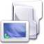 Filesystem folder desktop icon