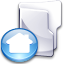 Filesystem folder home 3 icon