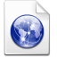 Mimetype html icon