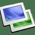 App-desktop-share icon