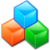 Device-blockdevice-cubes icon