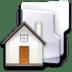 Filesystem-folder-home-2 icon