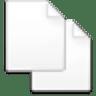 Action-copy icon