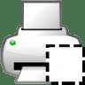 Action-frame-print icon