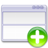 Action-view-bottom icon