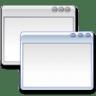 App-window-list icon