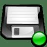 Device-floppy-mount icon
