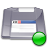 Device-zip-mount icon