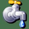 Filesystem-pipe-tap icon