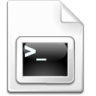 Mimetype-shellscript icon