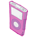 IPod-Pink icon
