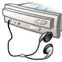 Cd player 1 icon