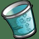Edit trash icon