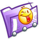 Folder favorites2 icon