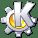 K menu icon