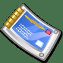Laptop pcmcia icon