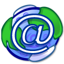 X mail icon