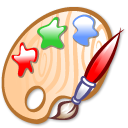 X paint icon