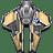 Obi-Wan-starfighter icon