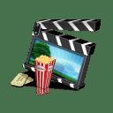 Movie-Clapper icon