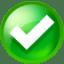 Circle-apply icon