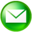 Circle-email icon